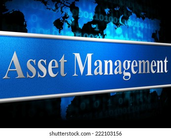 Asset Management Representing Business Assets And Directors