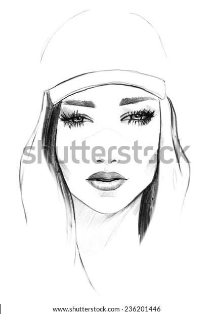75+ Swag Girl Drawing , SAMHOREMO