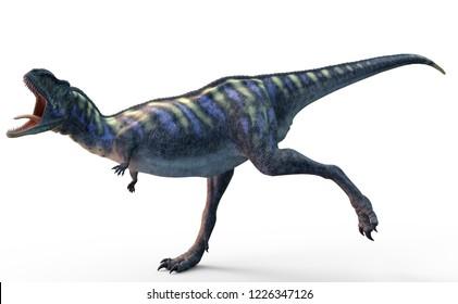 Aucasaurus 3D Illustration