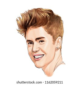 Justin Bieber Images, Stock Photos & Vectors | Shutterstock