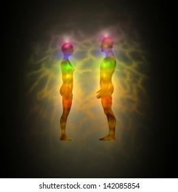 Aura - energy body - healing energy