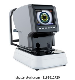 Eye Test Equipment Images, Stock Photos & Vectors | Shutterstock