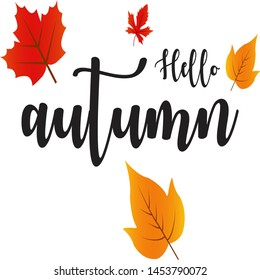 Autumn creative illustration design for your project  - Shutterstock ID 1453790072
