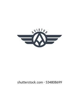 aviator wing theme