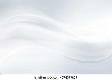 Awesome Abstract White Soft Background