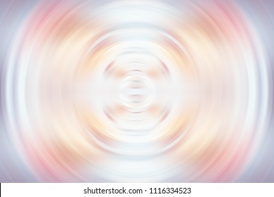 Awesome radial motion effect background illustration. Beautiful purple blue golden brown orange round whirlpool movement effect artwork. Multicolor whirlpool backdrop for graphic design project