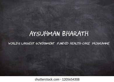 Ayushman Bharath Modi care is the insurance for people of India by Government of India.