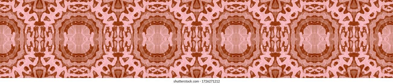 Aztec Print Ethnic Design. American pattern. Indian tribal Tie Dye Grunge. Aquarelle Texture Grunge Patchwork. Winter blue Artistic Dirty Pattern. Vintage style. Acrylic Art.