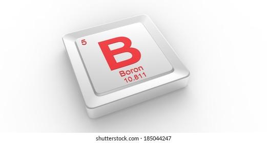 Bi Symbol 83 Material Bismuth Chemical Stock Illustration 185044262
