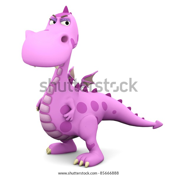 baby dragon pink in why are you so serious