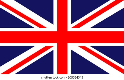 back ground of a british flag