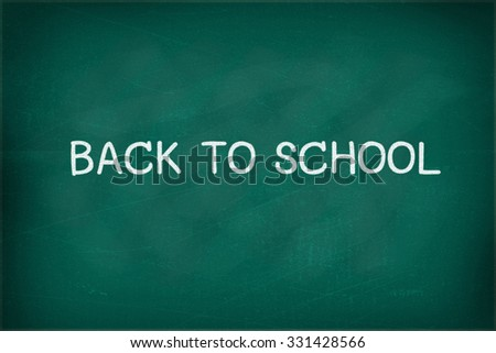 Royalty Free Stock Illustration Of Back School Inspiration
