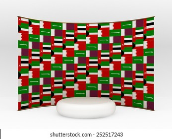 Backdrop with GCC Flags