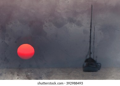 background, Abstract art
