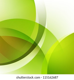 background abstract green