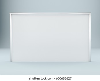 background with blank space for text. 3d render