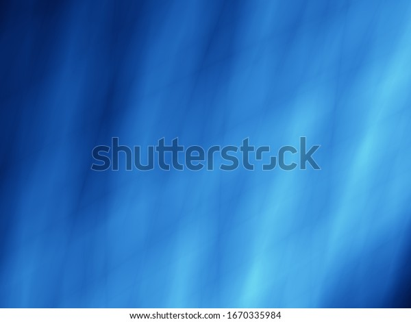 Background blue abstract illustration flow design