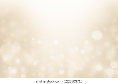 Background christmas gold blinking abstract