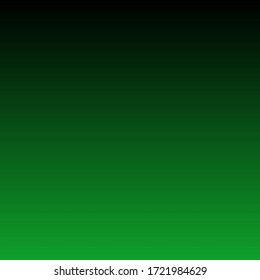 Background colour Black and Green