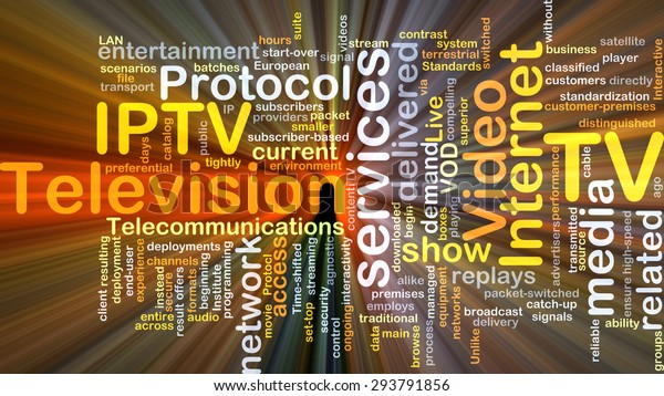 Background Concept Wordcloud Illustration Internet Protocol
