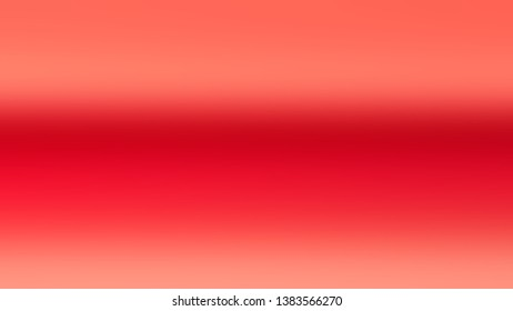 Background gradient image without focus with Bittersweet, Alizarin Crimson color. Wallpapers on the desktop screen.
