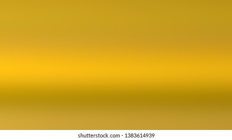Background gradient image without focus with Goldenrod, Dark goldenrod color. Template for magazine or scrapbook cover.
