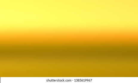 Background gradient image without focus with Dark goldenrod, Corn color. Template for label design.