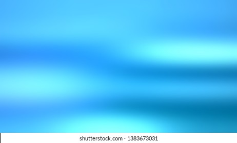 Background gradient image without focus with solid Dodger blue color. Template for newsletter.