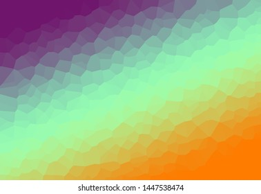 Background illustration abstraction bright colors, different juicy shades