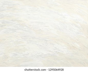 An background image of plain off-white or cream colored thick paint on canvas