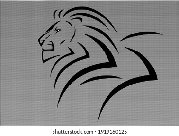 background image that best suits a lion