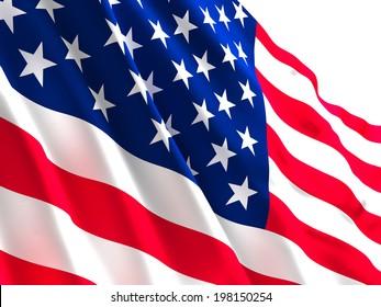background og usa flag old glory