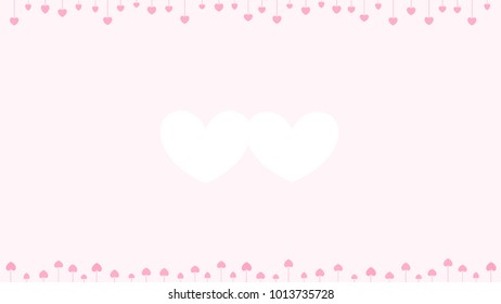 Decorated Frame Hearts Two Images, Stock Photos & Vectors | Shutterstock