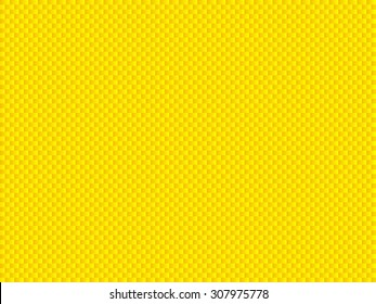 Background with orange yellow mesh structure