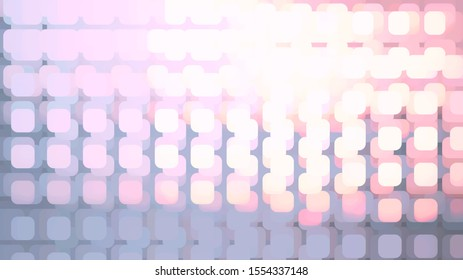 Background pattern pink-violet shades cool abstract illustration - Shutterstock ID 1554337148