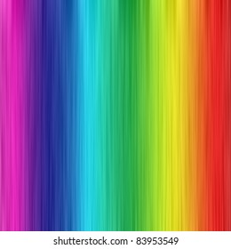 background of rainbow colored, sugar coated candy strips