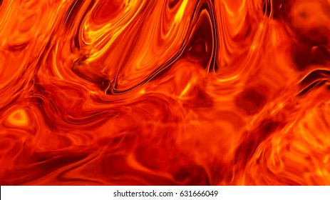 Background of red fire. Texture solid flame close. The flames fury.