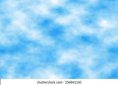 background - seamless texture sky