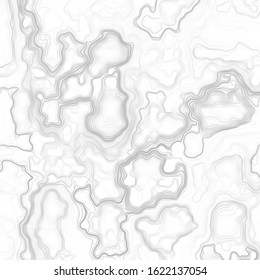 Background with smoky wavy pattern. Marble texture. Topological space.