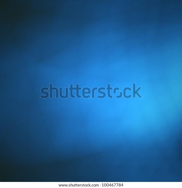 Background space dark abstract blue unusual blur background