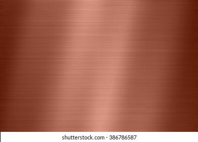 background texture of copper  metal steel