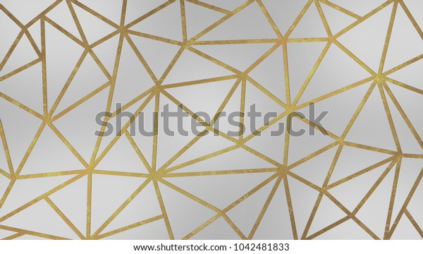Background with triangles, texture