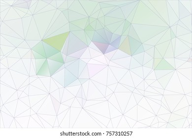 background of triangles template for cover banners poster