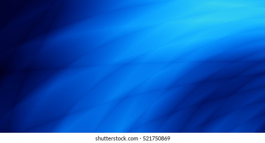 Background Wave abstract gradient ocean blue illustration