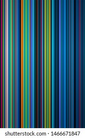 Backgrounds and textures: multicolor stripes, abstract textile or wallpaper pattern