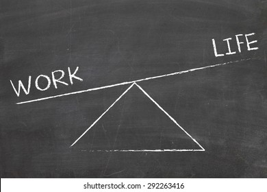 balance between work and life