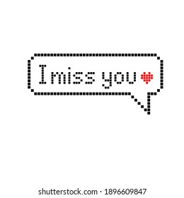 baloon chat i miss you