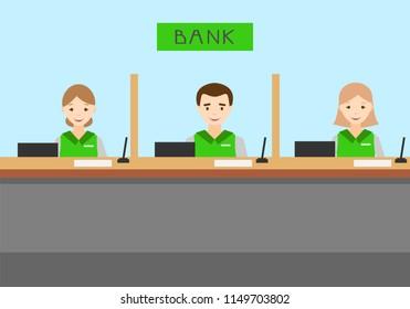 Bank Counter Images Stock Photos Amp Vectors Shutterstock