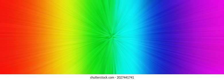 Banner or texture with rainbow colors