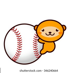 Baseball and Animal Series